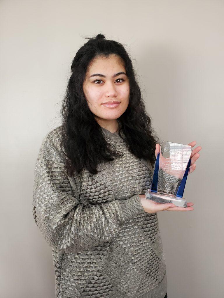 Isabella Buhat award